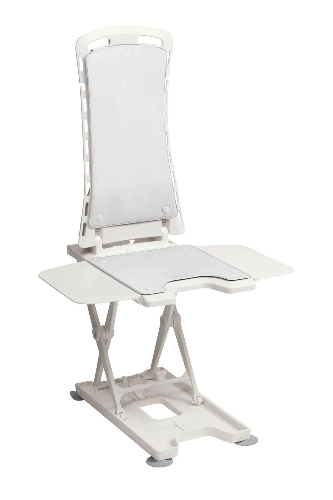 Drive Bellavita Bathlift – White Cushions – 470100252   Western ...