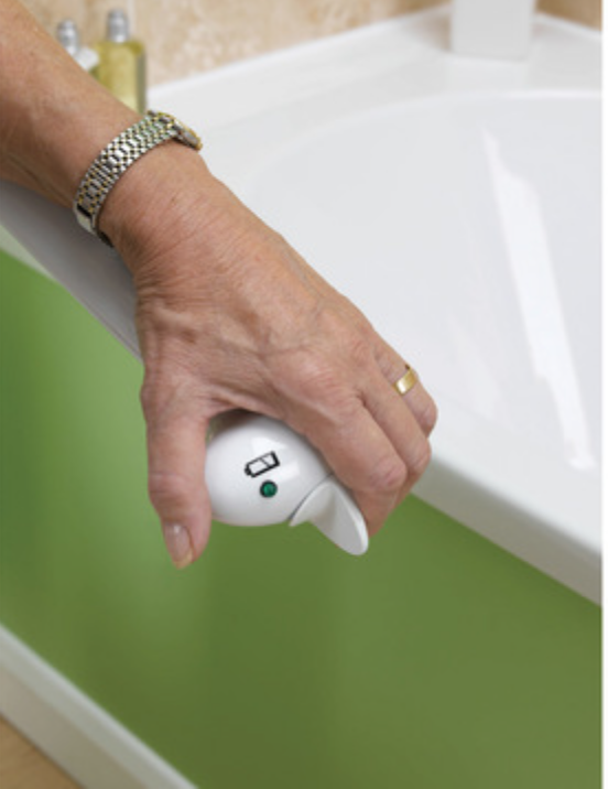 Solo Toilet Lift With Arms (Right Operating Switch or Left Operating ...